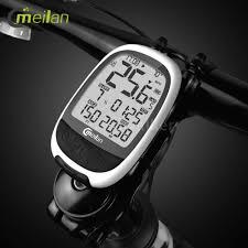 100 Meter To M2 FreewalkerMEILAN GPS Bike Computer Cadence Heart Rate Power Cycling Navigation Computer