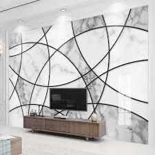 benutzerdefinierte abstrakte geometrische marmor