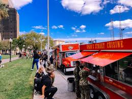 100 Food Trucks In San Antonio Travis Park TravisParkSA Twitter