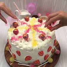 geschenke torte