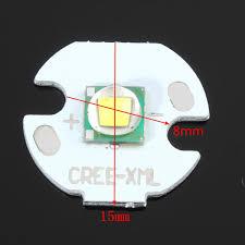 xre q5 xpg xpe xm l t6 led white flashlight l bead torch bulb