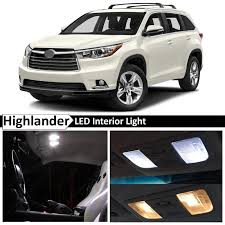 Cool Great 17x White Interior LED Lights Package Kit For 2014-2016 ...