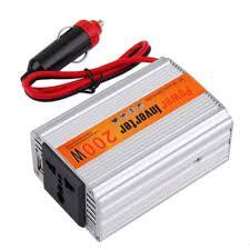 100 Power Inverters For Trucks 200W Car Inverter DC 12 V To AC 220 V Inverter Transformer