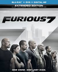 100 Blu Home Video Furious 7 The Fast And The Furious Wiki FANDOM