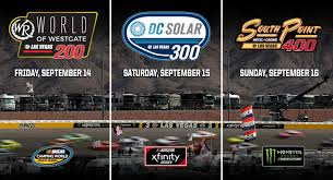 100 Nascar Truck Race Results Las Vegas Schedule Of Events South Point 400 MRN