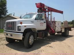 1994 GMC TopKick Boom Truck | Item D5992 | SOLD! July 11 Con...