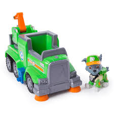 Paw Patrol Ultimate Rescue Vehicle With Pup - Rocky   Paw Patrol ... Matchbox Rocky The Robot Truck Deluxe 1852829783 Caroltoys Tobot Tritan Mini Ukuran 25cm Mainan Anak Shopee The Transformers Robots In Dguise Warrior Class Bumblebee Figure Stuff To Buy Pinterest Ollies Black Friday Ad 2018 Youtube Smokey Fire Stinky Garbage Toys Games Vehicles Remote Robot Truck