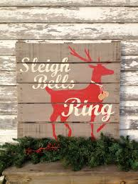 Holiday Hand Painted Repurposed Pallet By Soulshineliving On Etsy 7500