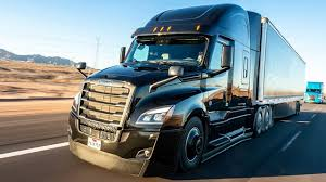 100 Safest Truck CES 2019 Top 3 Amazing Techs On Freightliner New Cascadia The