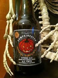Imperial Pumpkin Ale by Highlights And Lowlights From My Great Pumpkin Beer Countdown