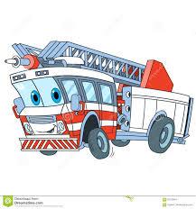 100 Fire Truck Cartoon Fire Truck Stock Vector Illustration Of Face 83729461
