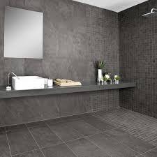 Black Bathroom Tiles Ideas