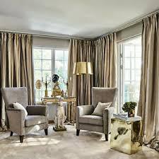 gardinen vorhänge aus seide günstig kaufen ebay