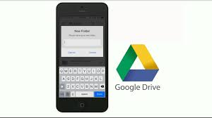 How to Upload s to Google Drive iOS Tutorial [ Backup