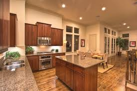 kitchen large open kitchen design with recessed ceiling