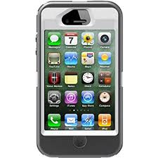 Amazon OtterBox Defender Series Case and Holster for iPhone 4
