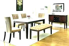 Booth Kitchen Table Seating Dining With