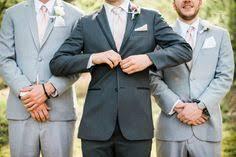 Groom And Groomsmen Dark Suit For Light Mens Wearhouse Spring Wedding ColorsBlush