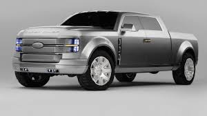 100 Truck Design Concept Of The Week Ford Super Chief 2006 Car News