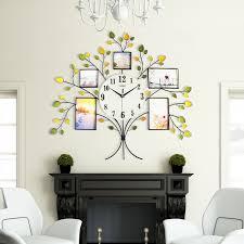 eine rote wohnzimmer schlafzimmer modernen minimalistischen persönlichkeit stil dekorative wanduhr elektronische uhr stumm quarzuhr wat