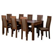 E024 Dining Table 8x E025 Chairs