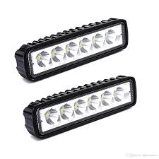 HEHEMM 18W Led Working Light Automobile Truck Driving Lights DC 12V ... 12v 18w 6led Waterproof Led Headlights Flood Work Light Motorcycle 4pcs 4inch Work Light Bar Driving Flood Beam Suv Atv Jeep New 4inch 57w Lights Offroad Led Bar Trucks Boat 4x4 4wd Atv Uaz Suv Driving 2pcs 18w Flood Beam Led Work Light 12v 24v Offroad Fog Lamp Trucks Truck Lite Spot With Ingrated Mount 81711 Trucklite 50 Inch 250w Spotflood Combo 21400 Lumens Cree Signalstat Stud Mount Oval Lot Two Mini 27w 9 Worklights Fog For Tractor Xrll 27w Forklift Square Cube Pods Flush