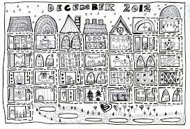 Se7ens December And Free Printable Advent Calendar