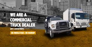 Allegheny Ford Truck Sales In Pittsburgh, PA | Commercial Trucks