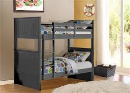 Hudson Twin Twin Bunk Bed 4 Colors Available