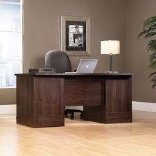 Sauder Shoal Creek Desk Jamocha Wood by Desks Sauder Panel Tv Stand Assembly Sauder Shoal Creek Desk