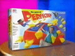 90s Perfection Board Game Commercial Slot Pop Goes