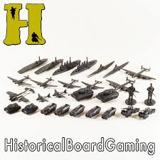 Axis Allies German Pieces
