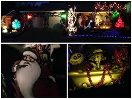 Clovis Christmas Tree Lane Hours by Best Christmas Lights And Holiday Displays In Concord Contra