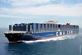 le plus gros porte conteneurs du monde est français le