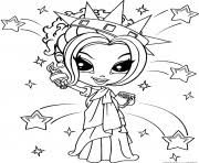 Funny Lisa Frank Coloring Pages