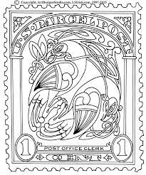 celtic postage stamp pyrography project page 2 lsirish com