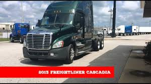 100 Arrow Truck Sales Cincinnati 2013 Freightliner Cascadia YouTube