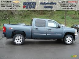 100 Chevrolet Truck Colors 2012 Blue Granite Metallic Silverado 1500 LT Crew Cab 4x4