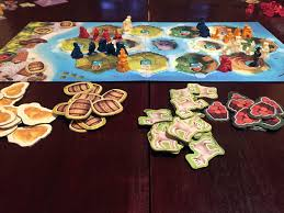 Catan Junior Now Honestly Thats A Lovely Story By Mayfair Games And It Almost Aligns With How The Game Is Played Its True That Object To Build 7