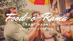 100 Food Truck Festival Seattle ORama Grant Park Grant Park Atlanta
