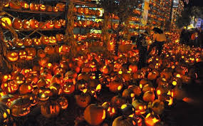 Roger Williams Pumpkin by 10 Jack O U0027 Lantern Festivals You Have To See To Believe Brit Co