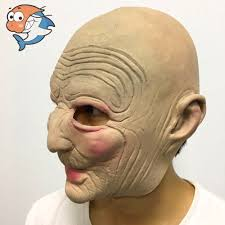Halloween Silicone Half Masks by Silicone Halloween Masks