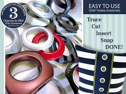 Dritz Curtain Grommet Kit by 75 Best Grommets Grommets Images On Pinterest Aprons Banners