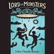 Out Of Abaton Lord Monsters Series Book 2