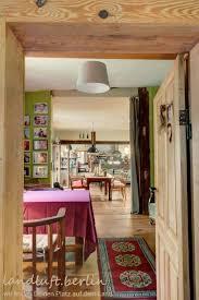 blick vom schlafzimmer durch bibliothek wohnzimmer küche