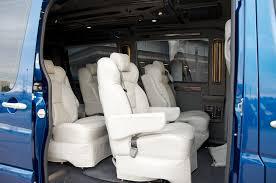 Sprinter Van Conversions