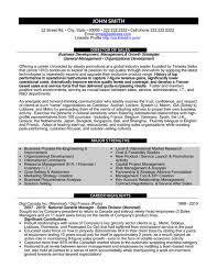 Director Sales Resume Sample Template