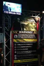 Halloween Horror Nights Express Passtm by Becoming A Maniac At Halloween Horror Nights 25 Adventuring The