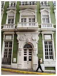 San Juan Colonial Architecture