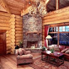 Rustic Ranch Decor Medium Size Of House Image Decorating Log Cabins
